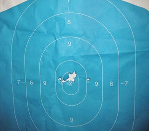 Competitive shooting is a great way to sharpen a number of skills.