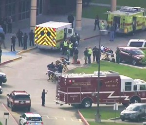Dimitrios Pagourtzis opened fire at a Houston-area high school Friday, killing multiple people, most of them students, authorities said. (Photo/Harris County Sheriff's Office)