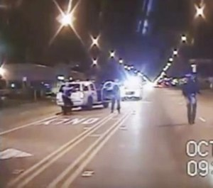 Officers present during the fatal shooting of Laquan McDonald, captured on CPD dash cam, were fired in July over allegations they were part of a cover-up. (Photo/Chicago Police Department)