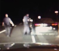 Video: Ill. cop suffers career-ending wounds in shootout