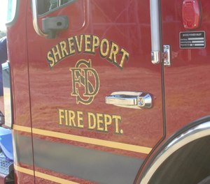 An investigation is underway after a Shreveport Fire Department battalion chief reported the discovery of a naked woman in a bed at one of the department's fire stations. (Photo/Shreveport Fire Department Facebook)