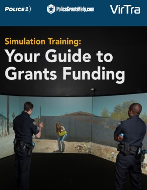 Simulation Training: Your Guide to Grants Funding eBook cover