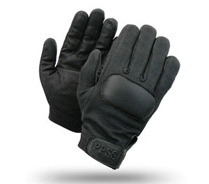 PPSS Slash Resistant Gloves provide protection to the palm and fingers and offer EN 388:2003 Blade Cut Resistance Level 5. (Photo courtesy PPSS Group)