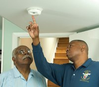 Accessing HUD CDBG grant money for fire prevention, protection