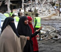 At least 231 dead from blast in Somalia's capital