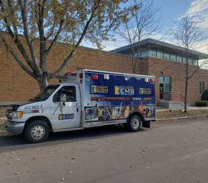 The executive director of the South Central Minnesota EMS System, which works with a network of volunteer EMTs across nine counties, says the network would need twice as many volunteers to comfortably cover every shift. (Photo/South Central Minnesota EMS System Facebook)