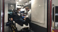 Study: 'Extremely low' risk of EMS providers getting COVID from patients