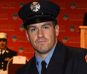 Wake services for Steven Pollard will be at the Marine Park Funeral Home on Wednesday and Thursday, and the funeral will be on Friday at the Good Shepherd R.C. Church in Marine Park. (Photo/FDNY)