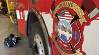 2 Wash. firefighters hospitalized after apartment fire