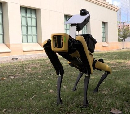 Honolulu PD showcases robot dog, says it will benefit community for years