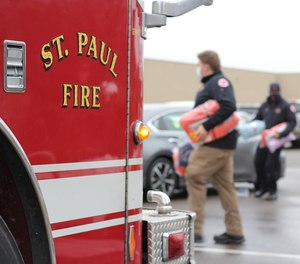 St. Paulfirefighters, who are all emergency medical technicians or paramedics, respond to shootings and other medical emergencies to render aid. The situations can be