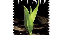 USPS releases new PTSD awareness stamp
