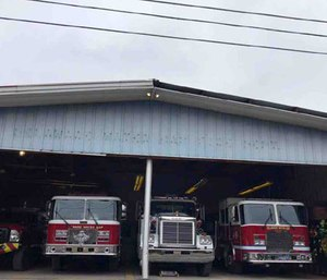 A fire department is hoping to raise hundreds of thousands of dollars to repair their deteriorating station. (Photo/GoFundMe)