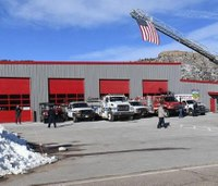 Colo. dept. gets $2.7M fire, EMS station