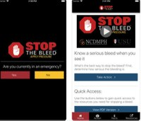 New app teaches civilians how to 'Stop the Bleed'
