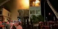 How to avoid firefighter injuries during structure collapse