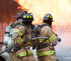 Firefighters should clean all PPE after an event to help reduce their exposure to harmful carcinogens.