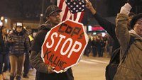 Racial tension flares in Chicago neighborhood after police shooting