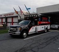 Photo of the Week: Mobile stroke unit presented to crew