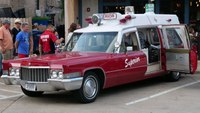 Photo of the Week: 1970 Cadillac Superior Ambulance