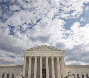 This Oct. 13, 2015, photo shows the Supreme Court in Washington.