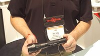 Surefire shows off updated versions of several flashlights at SHOT Show 2017