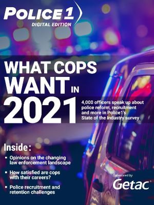 Over 4,000 officers addressed police reform, recruitment and more in Police1's State of the Industry survey.
