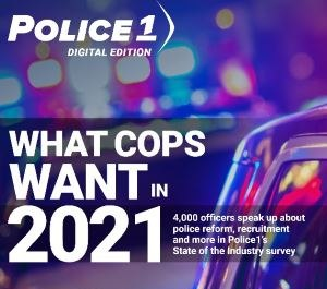 Digital Edition: What cops want in 2021