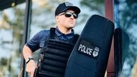 New 'origami-inspired' ballistic shield is lighter, more portable