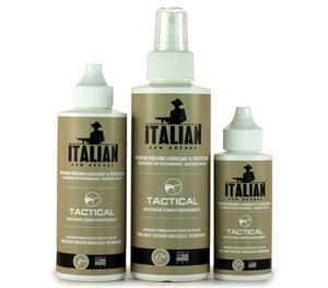 The lubricant penetrates deep into the metal itself leaving a slick surface that inhibits carbon, copper and lead build up. (Photo courtesy Italian Gun Grease)
