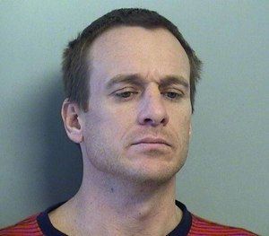 Brent James Taff. (Tulsa County Sheriff's Office Image)