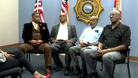 'Fearless Four' Tampa officers who took on discrimination honored with memorial