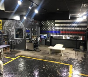 """Prison Break Tattoos, located at 5306 Washington Ave., is the subject of A&E Network's """"Hero Ink,"""" a 12-episode series debuting 9 p.m. (Photo/ Prison Break Tattoos)"""