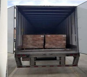 Deputies recovered a trailer with 18,000 pounds of stolen precious cargo: Toilet paper. (Photo/TNS)