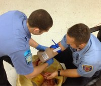 Fire-based EMS trauma care: ABCs vs MARCH