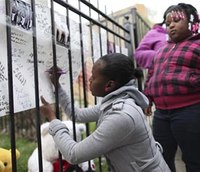 Slaying of 14-year-old by another youth exposes entrenched Chicago violence
