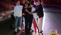 Good Samaritans save deputy put in headlock by suspect