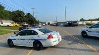 Gunman wounds 3 at Tenn. warehouse before police kill him