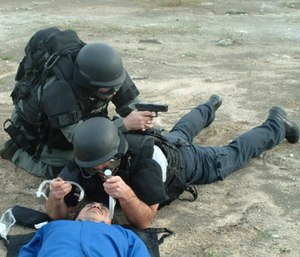If you are a tactical medic, you must physically train for the fight and rescue. It's coming! Are you fit for it?