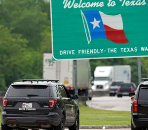 Texas DPS troopers will be patrolling the Texas-Louisiana border in an effort to curb the spread of COVID-19.