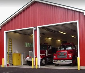 The town of Thorndike is left with a shell of its fire department after nearly all firefighters from the town suddenly resigned. (Photo/Google)