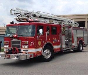 Tulsa Fire Dept. truck (Photo/YouTube)