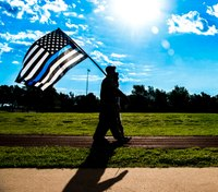 Wash. county sheriff tells employees to remove 'thin blue line' flag