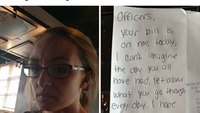 Behind a viral news story: What a waitress' kind gesture to cops meant to me