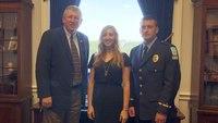Okla. EMT earns Star of Life award