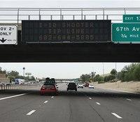 Police arrest suspect in Ariz. freeway shootings