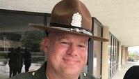 Ill. state trooper dies in car crash on duty