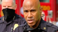 Toledo fire chief declines COVID-19 vaccine in solidarity with police