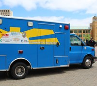 Kan. ambulance repurposed to assist mental health, non-emergency calls