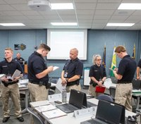 Kan. police credit new strategies with recruiting success